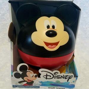 Disney Mickey Mouse Shape Sorter (M49)